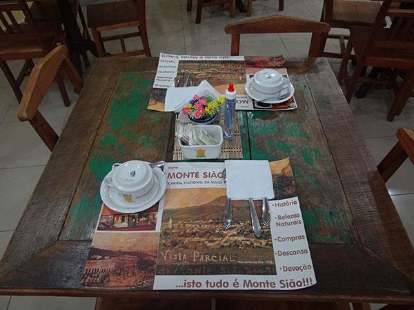 Imagens do Café da Manhã